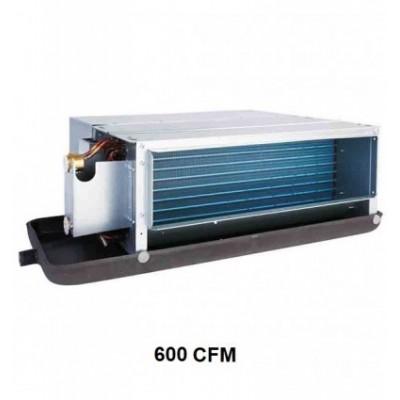 فن کوئل سقفی توکار کانالی هایسنس به ظرفیت 600CFM مدل HFP-102WA